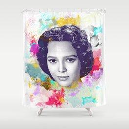 Dorothy Dandridge II Shower Curtain