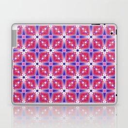 Watercolor Geometry Mod Pink Laptop & iPad Skin