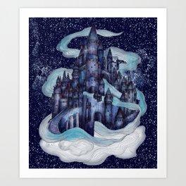 Dream Castle Art Print