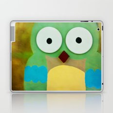 whoo? Laptop & iPad Skin