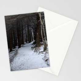 Winter on the AT Stationery Cards