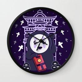 Maneki Kaonashi - No Face Cute Kawaii Wall Clock