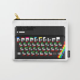 The Rainbow Computer Carry-All Pouch