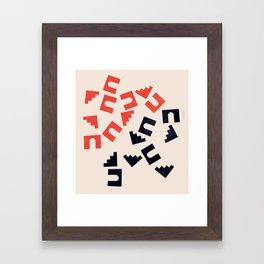 Wayfinding Power Framed Art Print