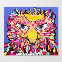 Ave Rey 100%LANA Canvas Print