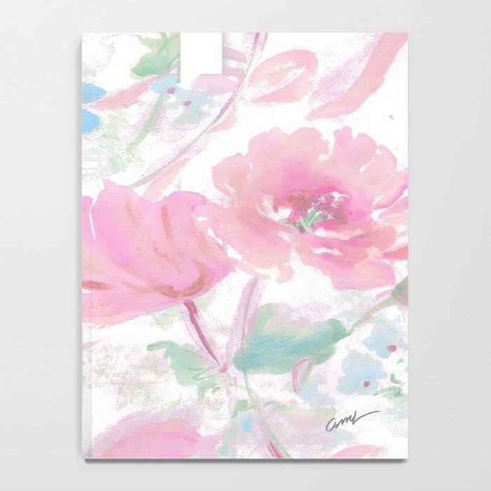 rose ribbons Notebook