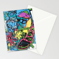 Abstract #5 Stationery Cards