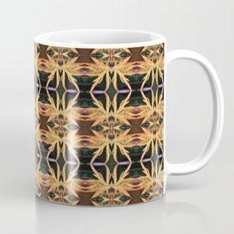 Leaf Study Pattern Coffee Mug