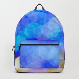 Christmas Light Bokeh Backpack