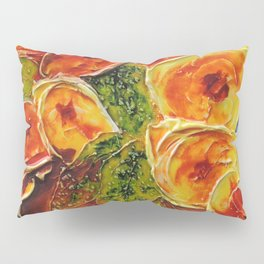 Lively garden | Jardin animé Pillow Sham