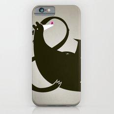 amp-bear-sand poster iPhone 6s Slim Case