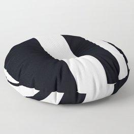 Graphic Art Floor Pillow