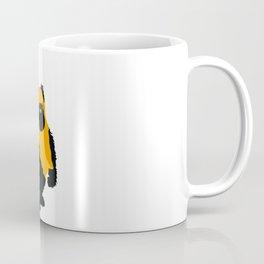 Ewok Silhouette Coffee Mug