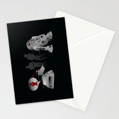 K9 love affair Stationery Cards