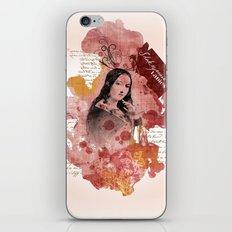 Shakespeare Ladies #2 iPhone & iPod Skin