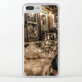 Ernest and Gin Clear iPhone Case