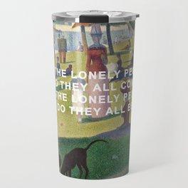 A Sunday Afternoon with Eleanor Rigby Travel Mug