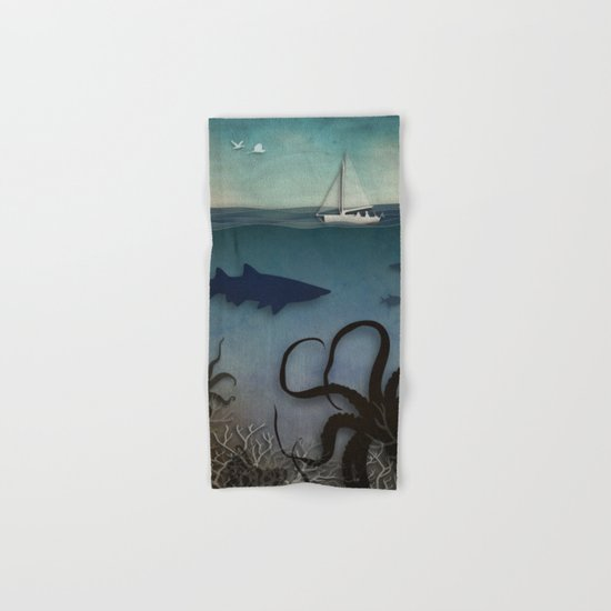 Under the Sea Hand & Bath Towel