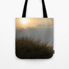 Sunrise macro Tote Bag