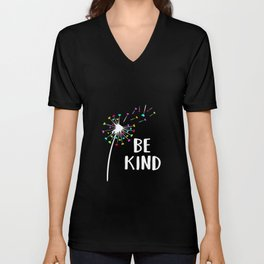 Be Kind - Be Kind! Unisex V-Neck