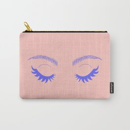 Betty Gone Batty (Millennial Pink Edition) Carry-All Pouch