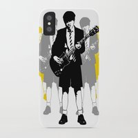 acdc iPhone & iPod Cases featuring Taking The Lead by Alan Hogan