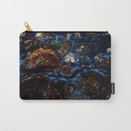 colorful stone Carry-All Pouch