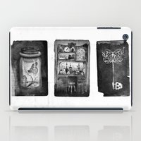 alchemy iPad Cases featuring Alchemy by Mutt Ink