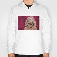 forever young Hoodies featuring Forever young by Patrik Åkervinda