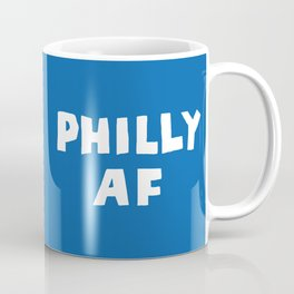 Philly AF (Blue) Coffee Mug