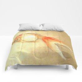 Japanese Goldfish Comforters