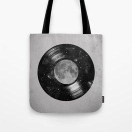 Galaxy Tunes Tote Bag