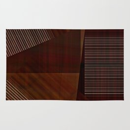 Wooden You Know Rug