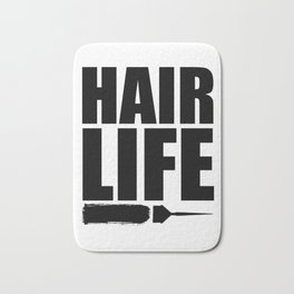 Hair Life Bath Mat