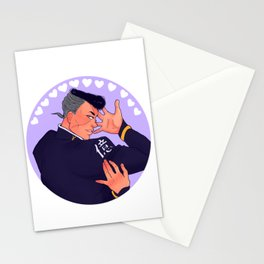 Strike a Pose! Stationery Cards
