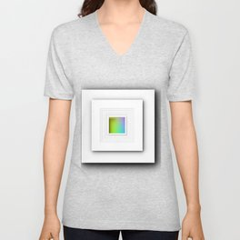 Minimal Minimalism Unisex V-Neck