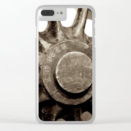 Turning Clear iPhone Case
