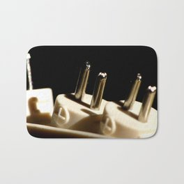 Electronic Adapter Macro Bath Mat
