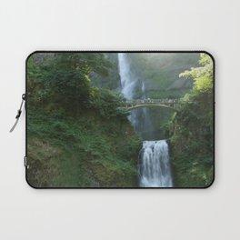 Multnomah Falls Laptop Sleeve