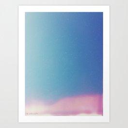 sky-fi Art Print
