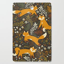 Fox Tales Cutting Board