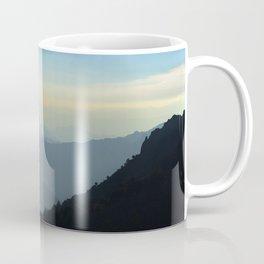 Blue Mountains. Sierra Nevada Coffee Mug