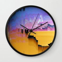 Beautifully Broken Wall Clock