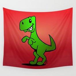 T-Rex - Dinosaur Wall Tapestry