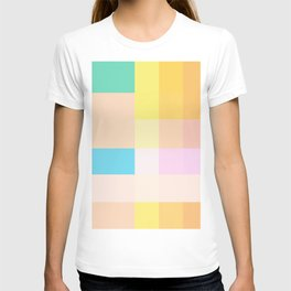 Summer colors T-shirt