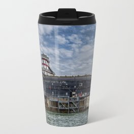 No Mans Fort Travel Mug