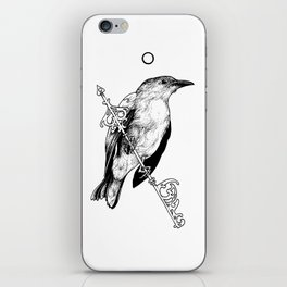 Key Bird iPhone Skin