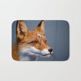 Foxy rider Bath Mat