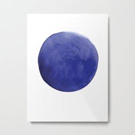 lunar Metal Print