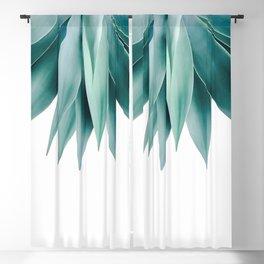Agave fringe Blackout Curtain